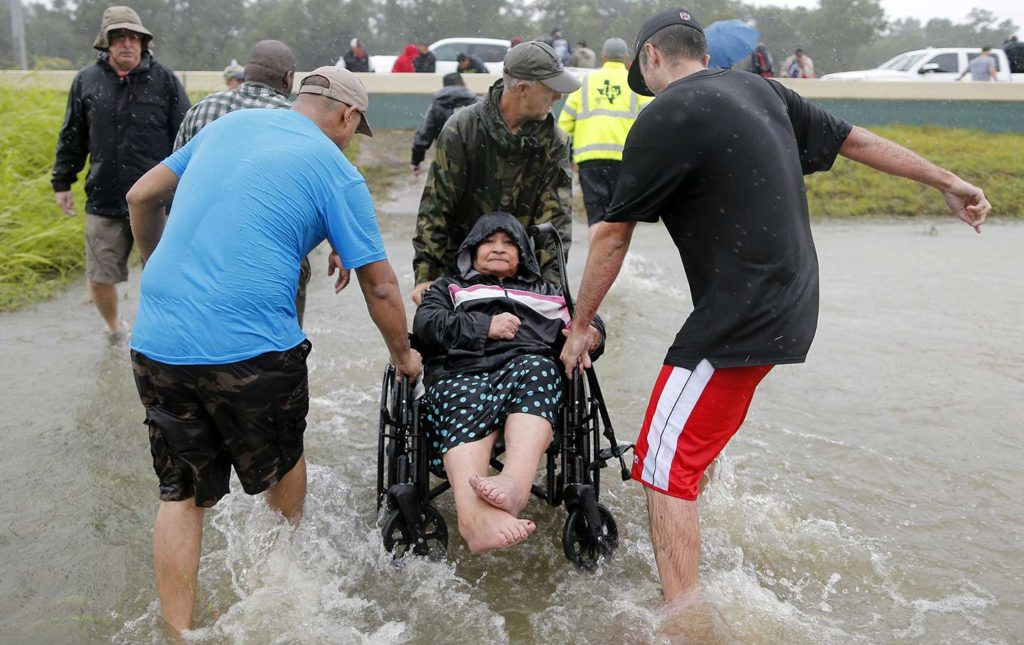 hurricane preparedness people with disabilities